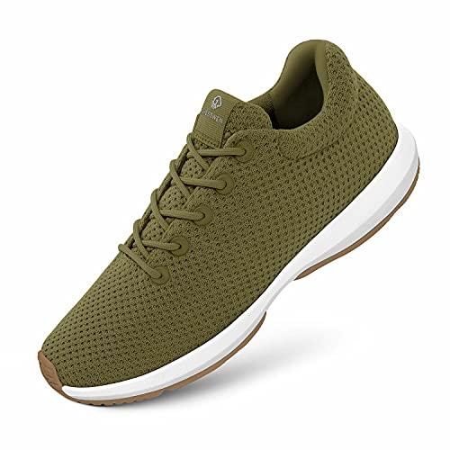 GIESSWEIN Wood Sneaker Women - Atmungsaktive Damen Freizeit Sneaker, Lyocell...