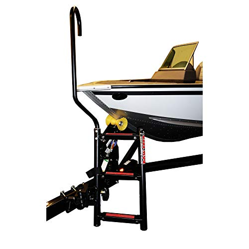 Quality Mark 28803 Bow Step - 4-Step, Starboard