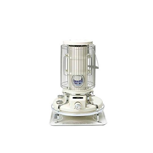 アラジン ブルーフレームヒーター ホワイト BF3907-Wの写真