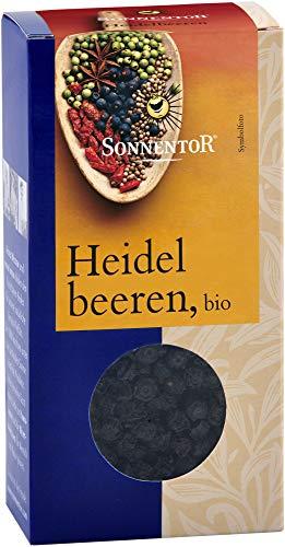 Sonnentor Heidelbeeren, 1er Pack (1 x 45 g) - Bio