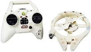 Star Wars Air Hogs Remote Control Millennium Falcon Flying Drone