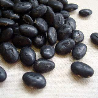 国産(岩手県) 雁喰い豆(黒豆) 500g