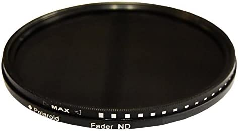 lowest Polaroid Optics Variable Range (ND3, ND6, ND9, ND16, ND32, ND400) Neutral Density (ND) Fader Filter - 6 Filters in 1! For The Canon Digital EOS Rebel SL1 (100D), T5i (700D), T4i (650D), popular T3 (1100D), T3i (600D), T1i (500D), T2i (550D), XSI (450D), XS (1000D), XTI (400D), XT (350D), 1D C, 60D, 60Da, 50D, 40D, 30D, 20D, 10D, 5D, 1D X, 1D, 5D Mark 2, 5D Mark 3, 7D, 6D Digital SLR Cameras Which Has Any Of These (18-55mm, 55-250mm, 75-300mm, 50mm 1.4 , 55-200mm, 70-300mm, 28mm, 85mm f/1.