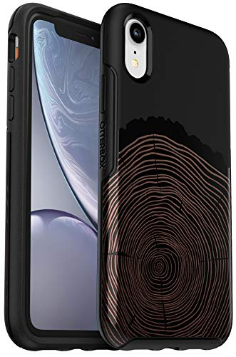 OtterBox Symmetry Series Case for iPhone XR - Non-Retail Packaging - Wood You Rather