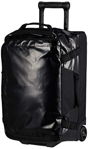 [パタゴニア]Patagonia Black Hole Wheeled Duffel Bag 40L ブラックホール ウィールド ダッフル 49378 Black (black) [並行輸入品]
