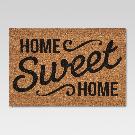 "Doormat Home Sweet Home Estate 23""x35"" - Threshold™ : Target"