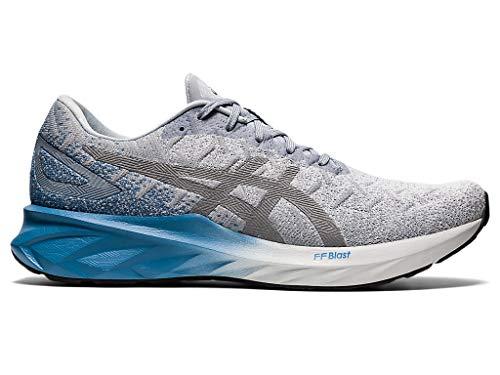 ASICS Men's Dynablast Running Shoes, 13, Piedmont Grey/Grey Floss