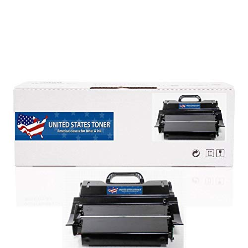 United States Toner Brand Replacement Toner for Dell 5230n 5230dn 5350dn, High Yield 21,000 Pages.