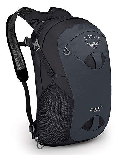 Osprey Daylite Travel Unisex Everyday and Commute Pack - Black O/S