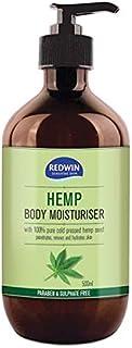 Redwin Hemp Body Moisturiser 500mL