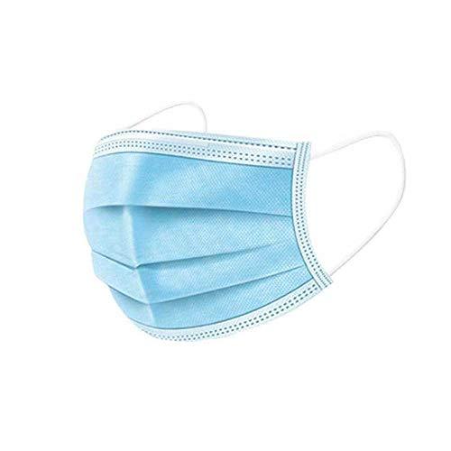 Mascarillas médicas desechables Bacteria anti-gotas Máscara quirúrgica 20 paquetes
