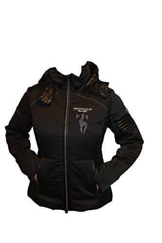 Sportalm Kitzbühel Damen Skijacke Jacke Catty Schwarz alle Größen Neu mit Etikett (40)