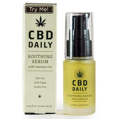 CBD Daily CBD Daily Soothing Serum