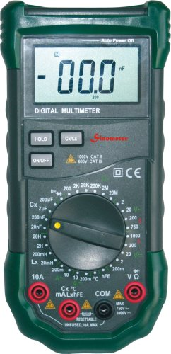 Mastech MS8269 31-Range Digital LCR with Full Featured Multimeter with High Accuracy