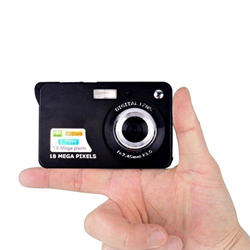 KINGEAR 2.7 inch TFT LCD HD Mini Digital Camera