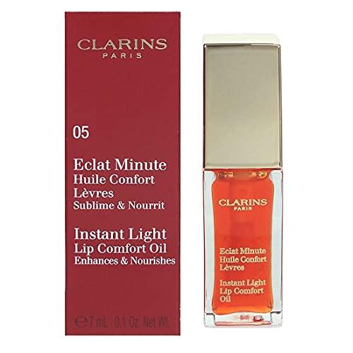 Clarins Eclat Minute Huile Confort Lèvres,...