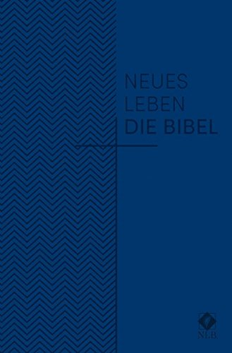 Neues Leben. Die Bibel, Taschenausgabe, Kunstleder mit Reißverschluss