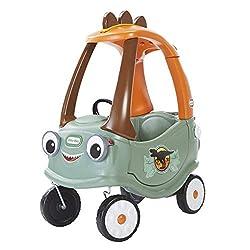 4. Little Tikes T-Rex Cozy Coupe Dinosaur Ride-On