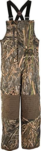 Drake Waterfowl Guardian Elite Bib - Insulated Blades Habitat Medium