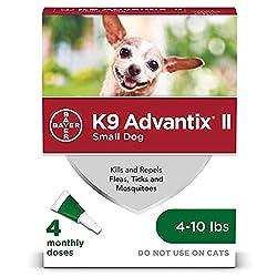 Bayer Advantage II Flea Medicine