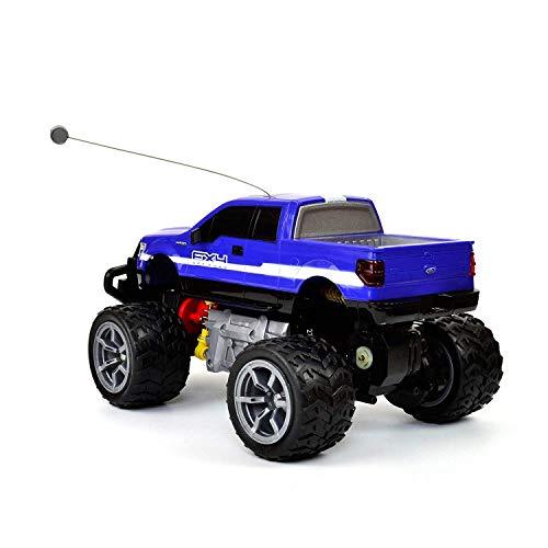 RC Auto kaufen Monstertruck Bild 4: Ford F-150 Bigfoot Monster Truck RC Ferngesteuerter Off-Road Geländewagen Fahrzeug, Jeep Truck Modell, Komplett-Set inkl. Fernbedienung*