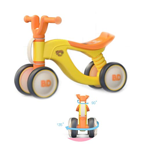 Lowest Prices! Pedal Cars Twisting Car Toddler Scooter Children's Toy Car Kids Twisting Car Yo-yo 1-...
