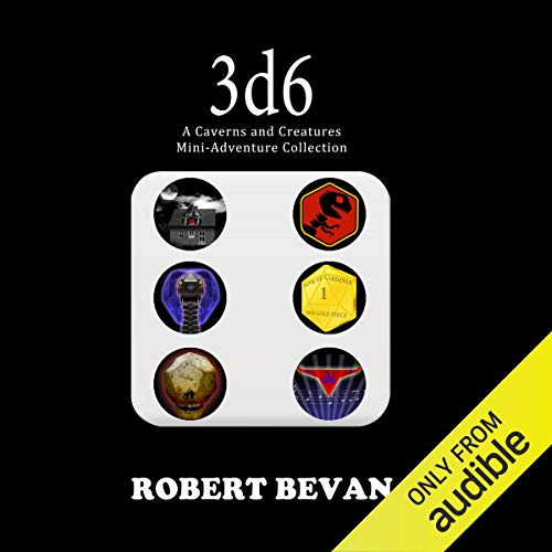 3d6  By  cover art