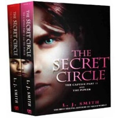 Secret Circle Collection 2 Books Set Pack