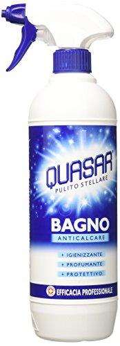 Quasar Bagno Base, Detergente - 14 pezzi da 650 ml [9100 ml]