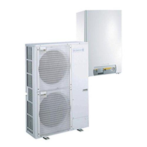 DE DIETRICH - Gruppo esterno solo per pompa di calore aria acqua serie ALEZIO II 8KW mono AWHP 8 MR-2 pacco EH381 Classe energetica AA++ Cod. 7609926