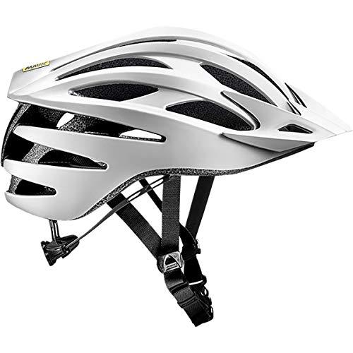 MAVIC Crossride SL Elite Helm Herren White Kopfumfang S | 51-56cm 2020 Fahrradhelm
