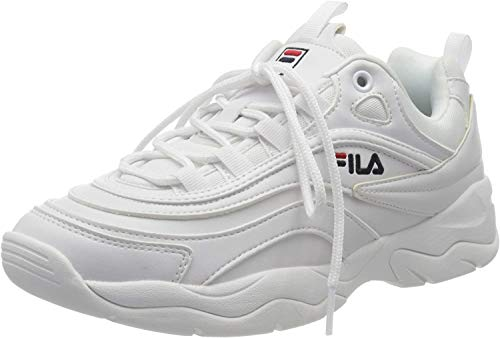 Fila Ray Low Wmn 1010562-1fg, Zapatillas Unisex Adulto