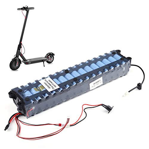 Kesbin Original Elektro-Scooter Batterie,36V 7800mAh Smart Electric Skateboard Battery Ersatz für Xiaomi M365 Scooter,E-Bike Ersatzbatterie Lithium-Li-Ionen-Pufferbatterie Anti-Overcharge