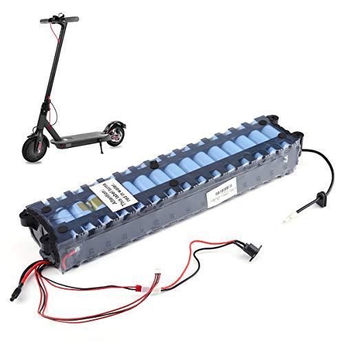 Kesbin Original Elektro-Scooter Batterie,36V 7800mAh Smart Electric Skateboard Battery Ersatz für Xiaomi M365 Scooter,E-Bike Ersatzbatterie Lithium-Li-Ionen-Pufferbatterie Anti-Overcharge