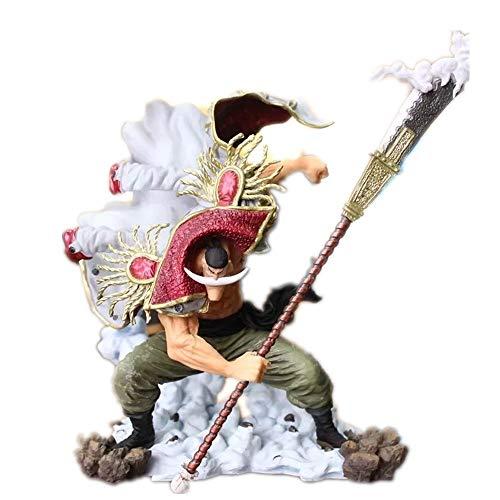 From HandMade One Piece Figur Whitebeard Edward Newgate Superkampf Abbildung Anime-Abbildung Action-Figur