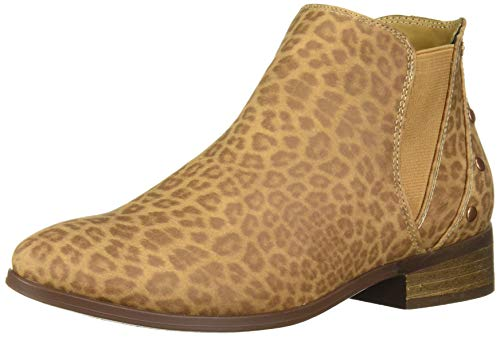 Roxy Yates Boot, Botas Modernas. Mujer, Diseño de Cuadros, 39 EU