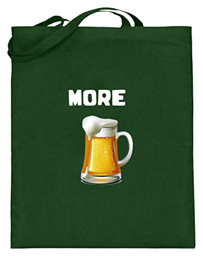 ¡Más cerveza! Jarra de cerveza de tamaño Oktoberfest München Bayern Outfit para...