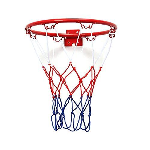 Takefuns Basketballkorb zur Wandmontage, 32 cm, zum Aufhängen, für Jugendliche, Kinder, Jugendliche, drinnen und draußen