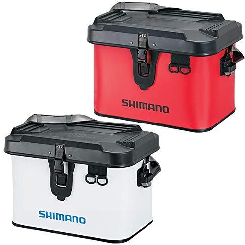 シマノ(SHIMANO) 釣りバッグ タックルボートバッグ(ハードタイプ) 32L ブライトレッド BK-001T