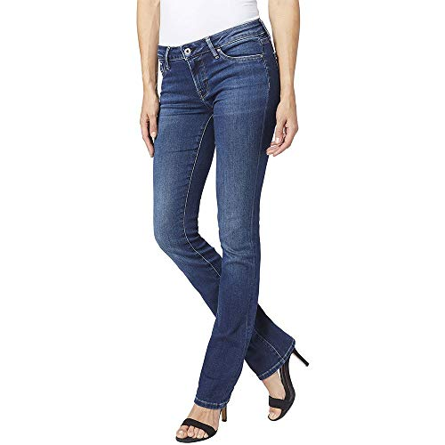 Pepe Jeans Damen Piccadilly Jeans, 000denim, 29