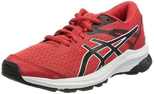 Asics Gt-1000 10 GS, Zapatillas para Correr, Electric Red/Black, 40 EU