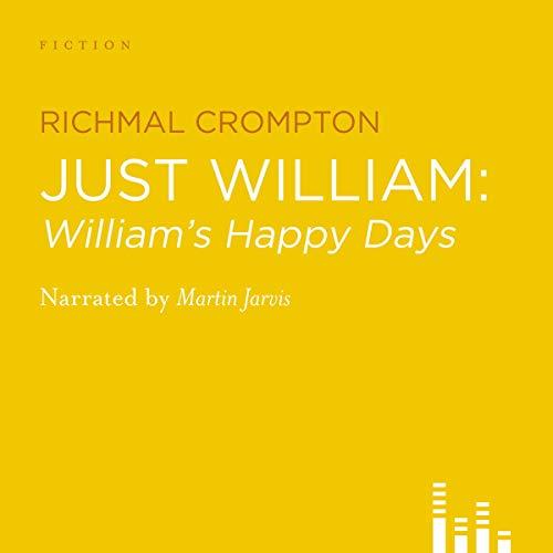 William's Happy Days cover art