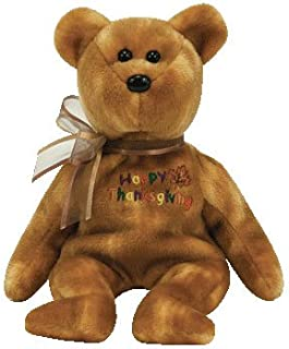 TY Beanie Baby - GRATEFULLY the Thanksgiving Bear