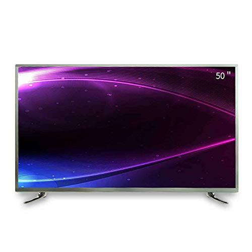 TV de calidad HD TV inteligente inteligente de 50 pulgadas 4K UHD HDR, WIFI incorporada, pantalla de proyección de teléfonos móviles, reducción dinámica de ruido, múltiples años ... TV de calidad HD