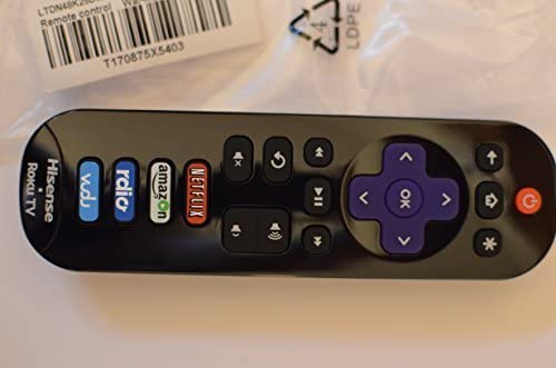 Hisense Roku TV Remote Control EN-31A32