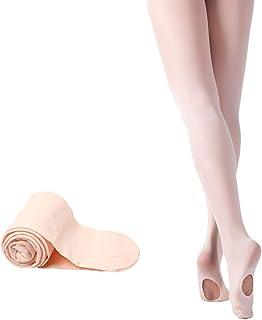 STELLE Girls Ultra Soft Ballet Dance Transition Tight for...
