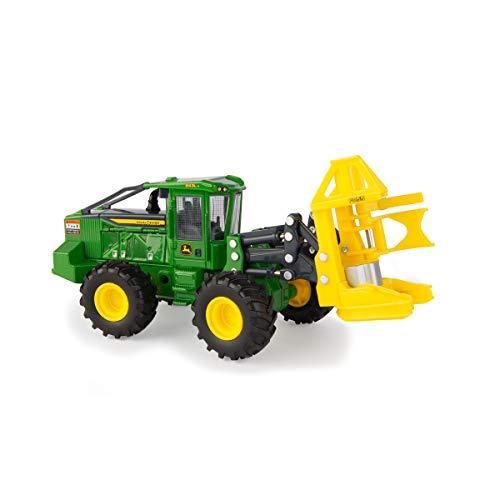 John Deere 1/50 843L-II Wheeled Feller Buncher Toy