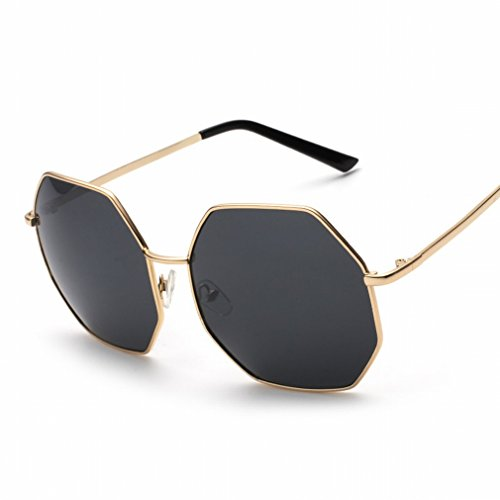YL Sonnenbrille Fahrer Fahren Augen Retro Farbe Bunte Schildkr?ten M?nner und Frauen Strahlung Schutz Brille Sonnenbrille,B,Erwachsene