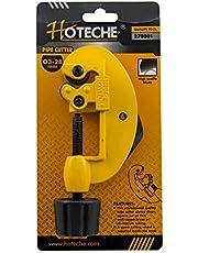 Hoteche 270801 rörkapare, orange/svart, 3/28 mm