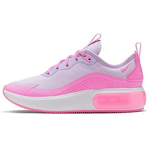 Nike Air Max Dia Mujeres Zapatos, Rosa (Tinte amatista/rosa psíquico-blanco), 35.5 EU